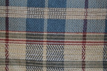 2.3 yards Christopher Meadow Upholstery Fabric