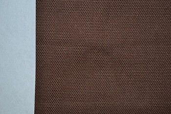 3.9 yards Para Cocoa Upholstery Fabric