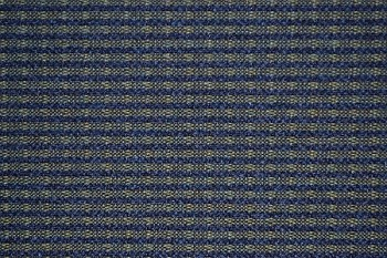 2.1 yards Deep Water Blue & Green Upholstery Fabric