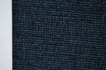 6.1 yards Suedine Prussia Navy Blue Upholstery Fabric