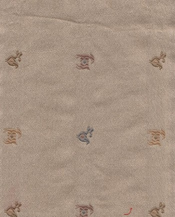 Formal Beige Tones Upholstery Fabric