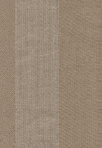 Beige Tan Large Stripe Upholstery Fabric