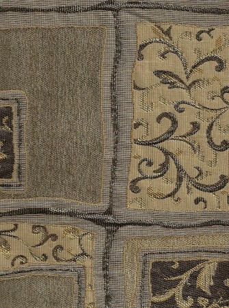 Hopewell Mushroom Swavelle Mill Creek Tan Gold Upholstery Fabric