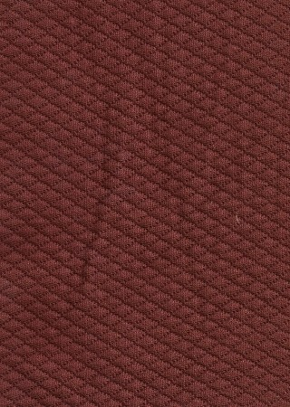 Cathy Russet Maroon Diamond Pattern Upholstery Fabric