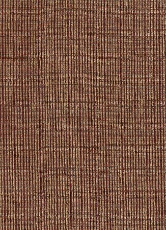 Midtown Saffron Red Gold Stripe Upholstery Fabric