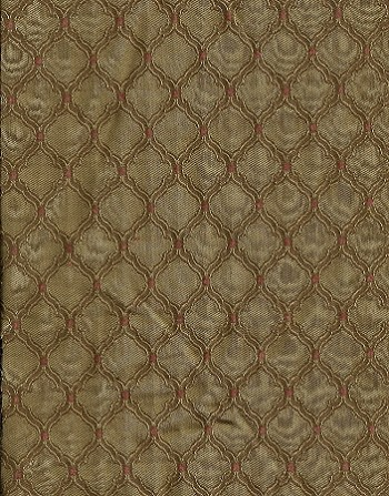 Louise Kiwi Victorian Style Upholstery Fabric