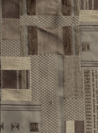 Roulette Cashmere Brown Tan Gray Upholstery Fabric
