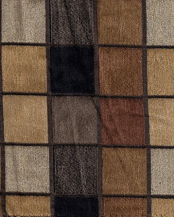 Arquette Quarry Black Brown Beige Upholstery Fabric