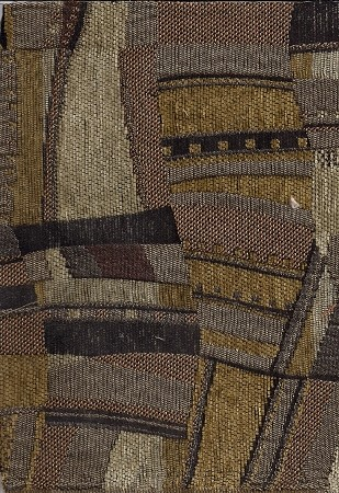 Waverton Cinnamon Richloom Brown Tan Black Red Upholstery Fabric