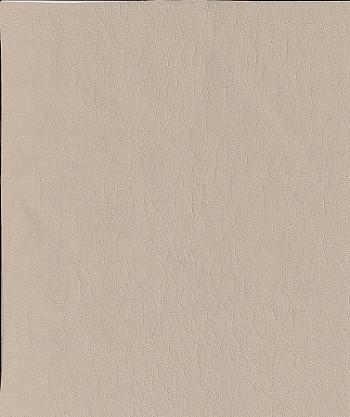 Light Beige Leather Grain Upholstery Vinyl