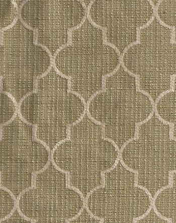 Solstice Celery Green Ivory Upholstery Fabric