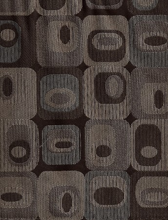 Sisco Urban Blue Brown Contemp Upholstery fabric